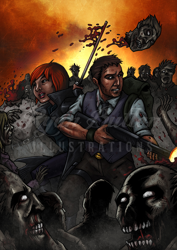 Commissions_Zombie_Horde