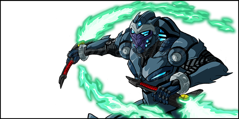 Motorstorm_Robot_Ninja_Side