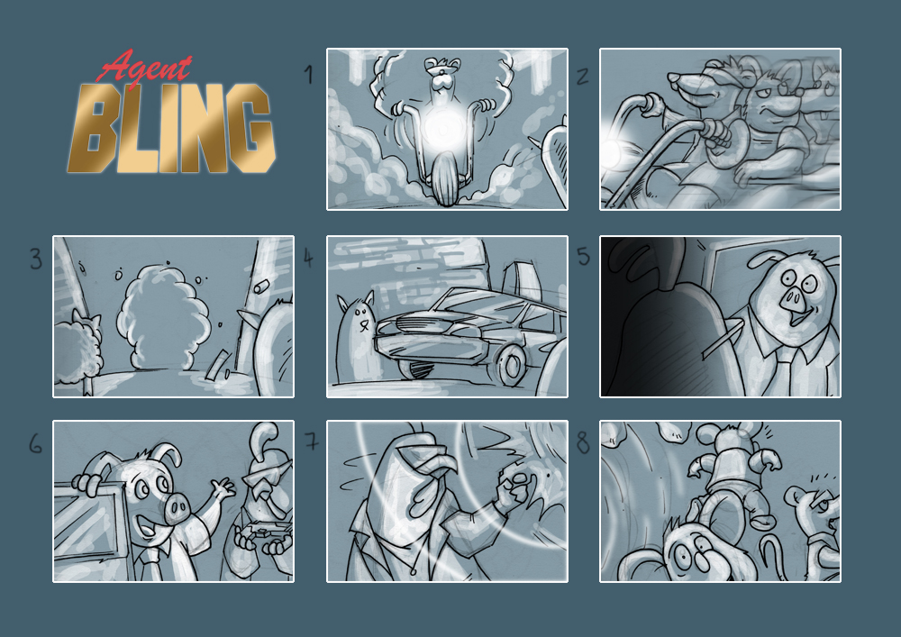 Bling_Storyboards